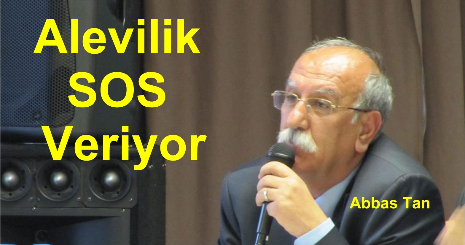 Abbas TAN Alevlik sos veriyor Devrimci Aleviler pir sultan HBV kizilbas semah