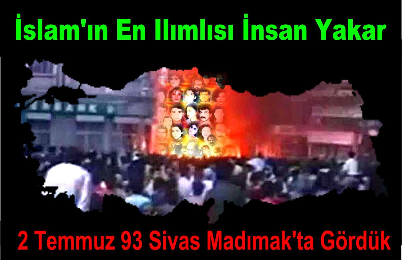 Devrimci Aleviler Birliği DAB Alevi Kızılbaş Bektaşi pir sultan cem hz Ali 12 imam semah Feramuz Şah Acar ilimliislam