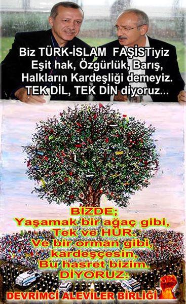 Devrimci Aleviler Birliği DAB Alevi Kızılbaş Bektaşi pir sultan cem hz Ali 12 imam semah Feramuz Şah Acar photo_401411620007233