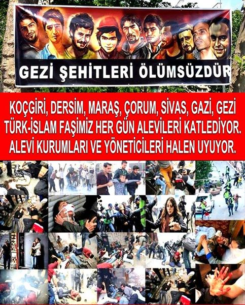 Devrimci Aleviler Birliği DAB Alevi Kızılbaş Bektaşi pir sultan cem hz Ali 12 imam semah Feramuz Şah Acar photo_401411753340553