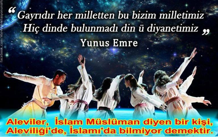 Devrimci Aleviler Birliği DAB Alevi Kızılbaş Bektaşi pir sultan cem hz Ali 12 imam semah Feramuz Şah Acar photo_435932173221844