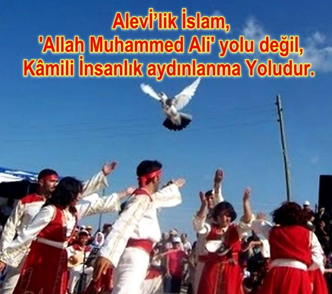 Devrimci Aleviler Birliği DAB Alevi Kızılbaş Bektaşi pir sultan cem hz Ali 12 imam semah Feramuz Şah Acar photo_437440693070992