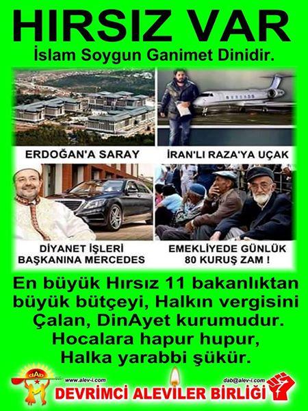 Devrimci Aleviler Birliği DAB Alevi Kızılbaş Bektaşi pir sultan cem hz Ali 12 imam semah Feramuz Şah Acar photo_442891975859197