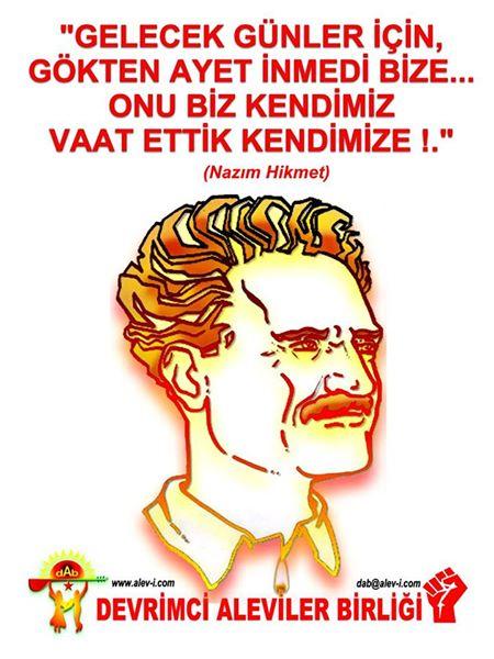 Devrimci Aleviler Birliği DAB Alevi Kızılbaş Bektaşi pir sultan cem hz Ali 12 imam semah Feramuz Şah Acar photo_453452774803117