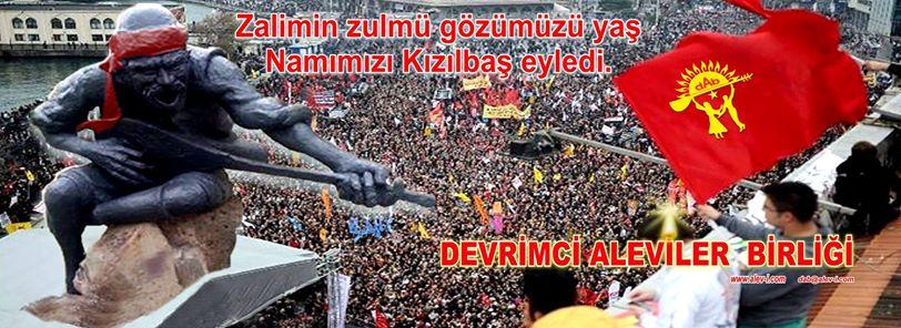 Devrimci Aleviler Birliği DAB Alevi Kızılbaş Bektaşi pir sultan cem hz Ali 12 imam semah Feramuz Şah Acar photo_484751465006581