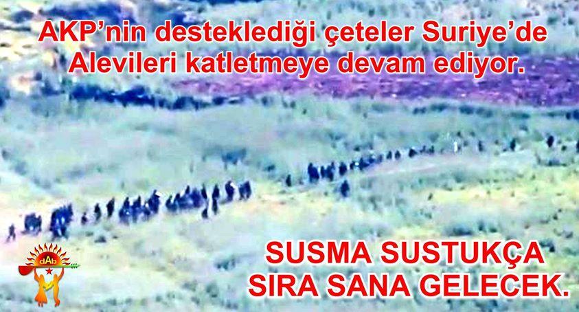 Devrimci Aleviler Birliği DAB Alevi Kızılbaş Bektaşi pir sultan cem hz Ali 12 imam semah Feramuz Şah Acar photo_503128083168919