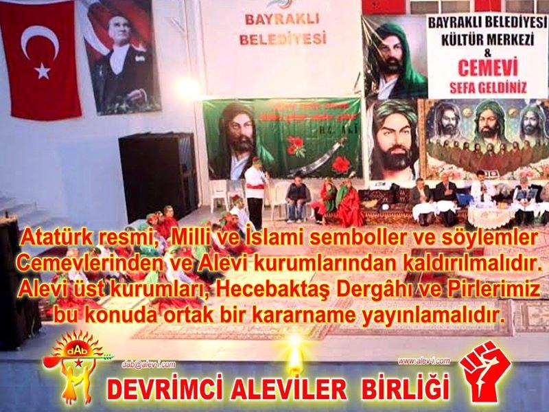 Devrimci Aleviler Birliği DAB Alevi Kızılbaş Bektaşi pir sultan cem hz Ali 12 imam semah Feramuz Şah Acar photo_506287192853008