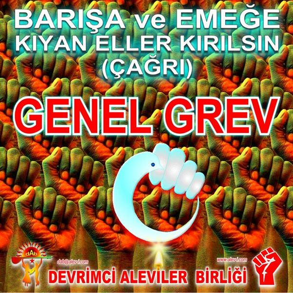 Devrimci Aleviler Birliği DAB Alevi Kızılbaş Bektaşi pir sultan cem hz Ali 12 imam semah Feramuz Şah Acar photo_583597141788679