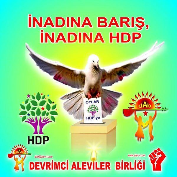 Devrimci Aleviler Birliği DAB Alevi Kızılbaş Bektaşi pir sultan cem hz Ali 12 imam semah Feramuz Şah Acar photo_590913211057072