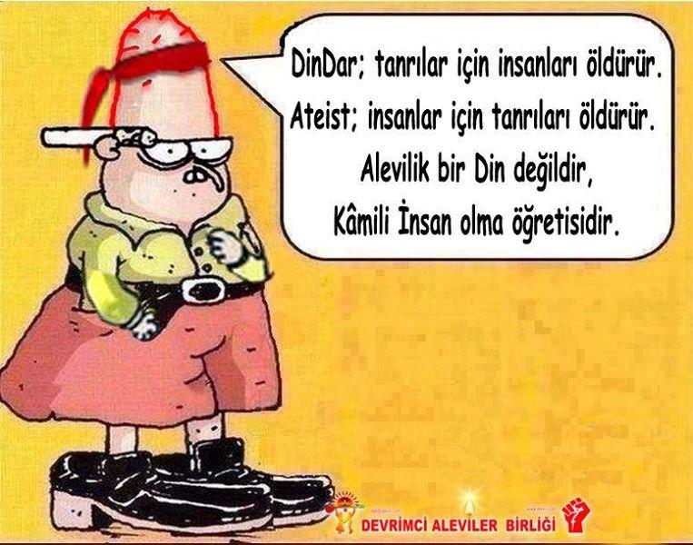 Devrimci Aleviler Birliği DAB Alevi Kızılbaş Bektaşi pir sultan cem hz Ali 12 imam semah Feramuz Şah Acar photo_632311966917196