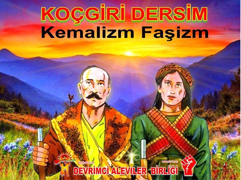 Devrimci Aleviler Birliği DAB Alevi Kızılbaş Bektaşi pir sultan cem hz Ali 12 imam semah Feramuz Şah Acar photo_650941601720899
