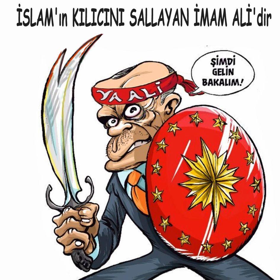 Devrimci Aleviler Birliği DAB Alevi Kızılbaş Bektaşi pir sultan cem hz Ali 12 imam semah Feramuz Şah Acar pirim ali rte islamin kilicini sallayan