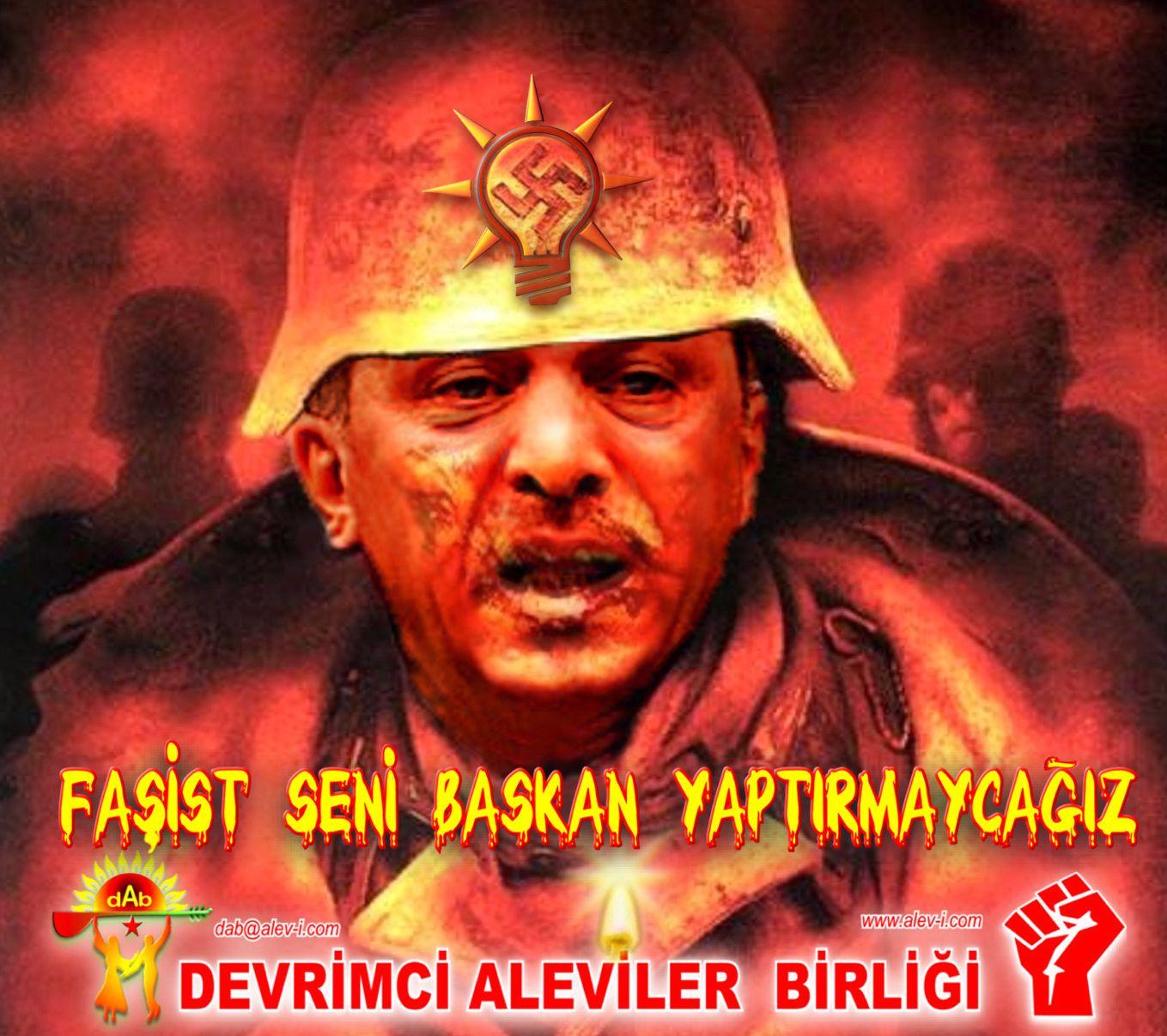 Devrimci Aleviler Birliği DAB Alevi Kızılbaş Bektaşi pir sultan cem hz Ali 12 imam semah Feramuz Şah Acar seni baskan yatirmayacagiz yezit