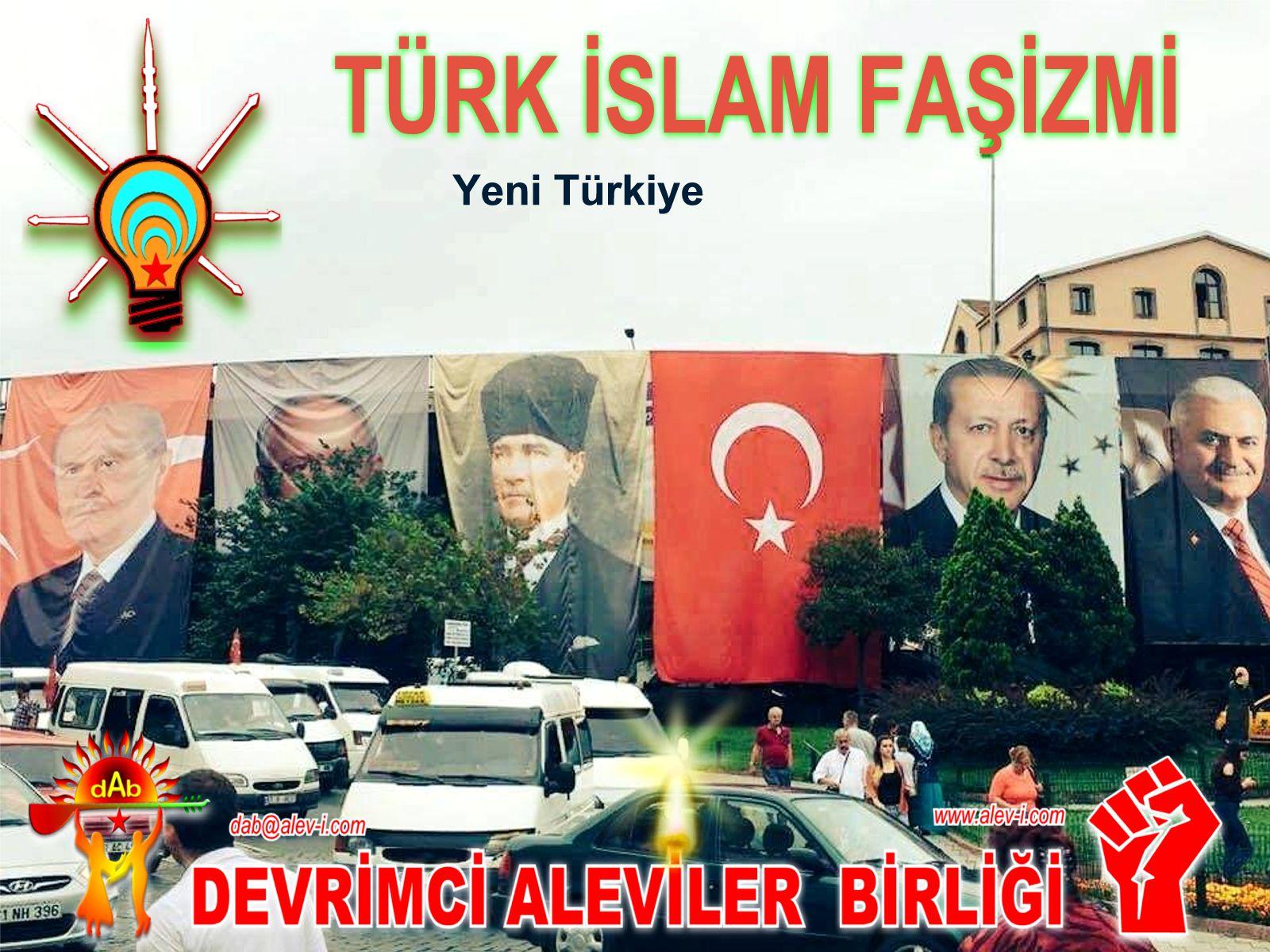 Devrimci Aleviler Birliği DAB Alevi Kızılbaş Bektaşi pir sultan cem hz Ali 12 imam semah Feramuz Şah Acar turk islam fasismiz birligi yeni tc