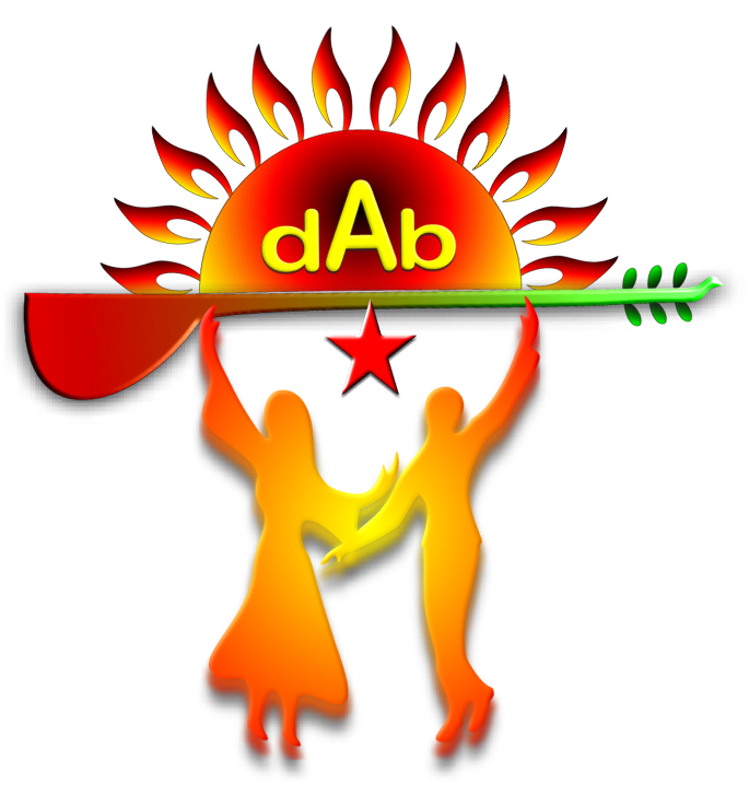 dab logo son red png