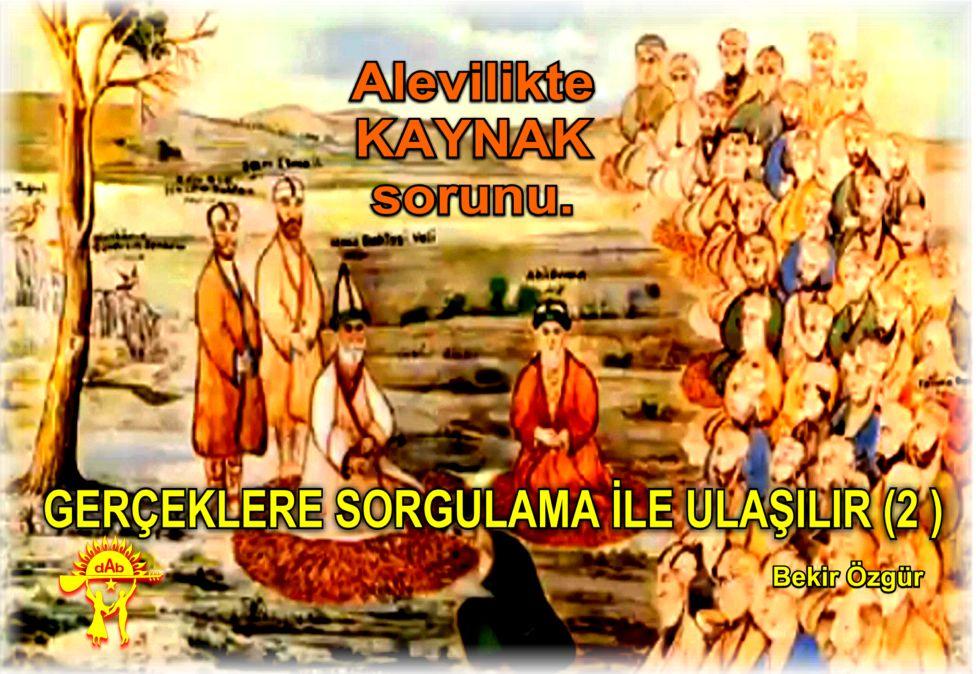 sorgu2 Alevi DAB pir sultan kizilbas bektasi devrimci Alevi