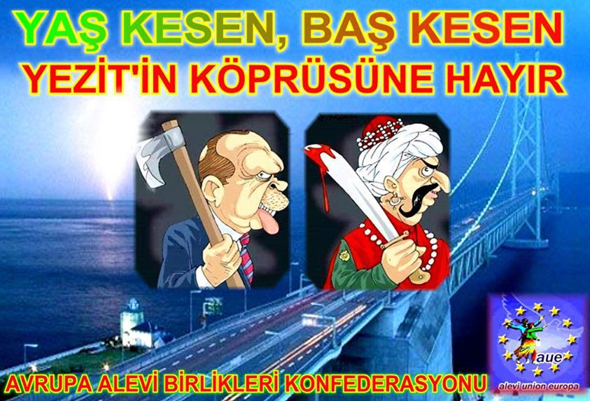 Devrimci Aleviler Birliği DAB Alevi Kızılbaş Bektaşi pir sultan cem hz Ali 12 imam semah Feramuz Şah Acar 10201331463636562
