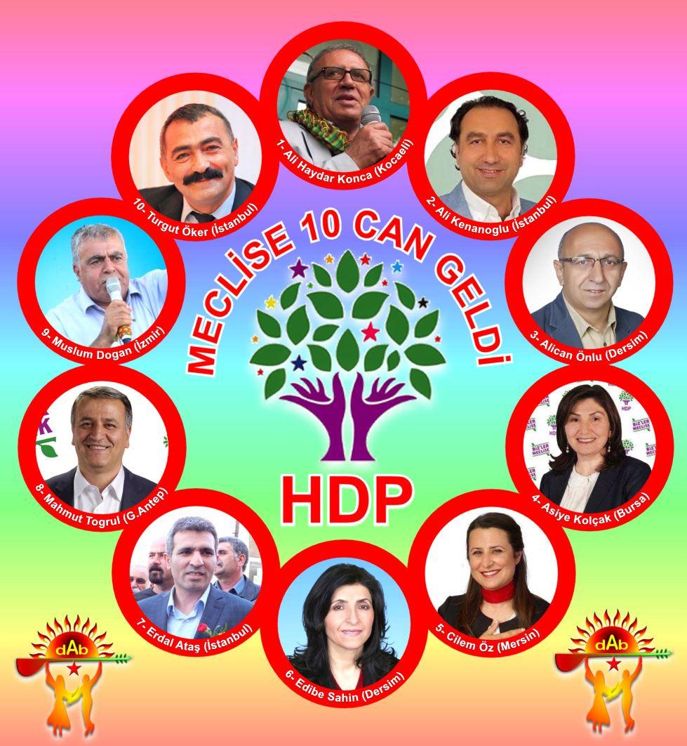 Devrimci Aleviler Birliği DAB Alevi Kızılbaş Bektaşi pir sultan cem hz Ali 12 imam semah Feramuz Şah Acar HDP Alevi meclise 10 can 34