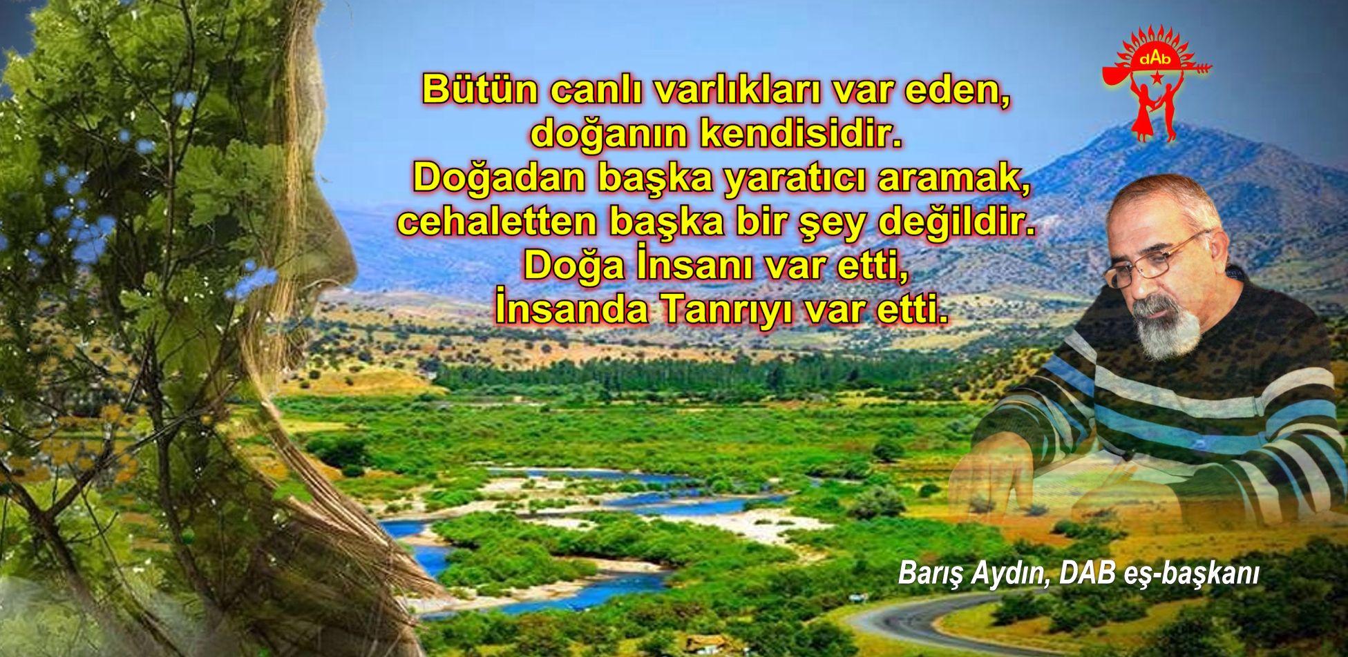 Devrimci Aleviler Birliği DAB Alevi Kızılbaş Bektaşi pir sultan cem hz Ali 12 imam semah Feramuz Şah Acar doga baris aydin banner 4