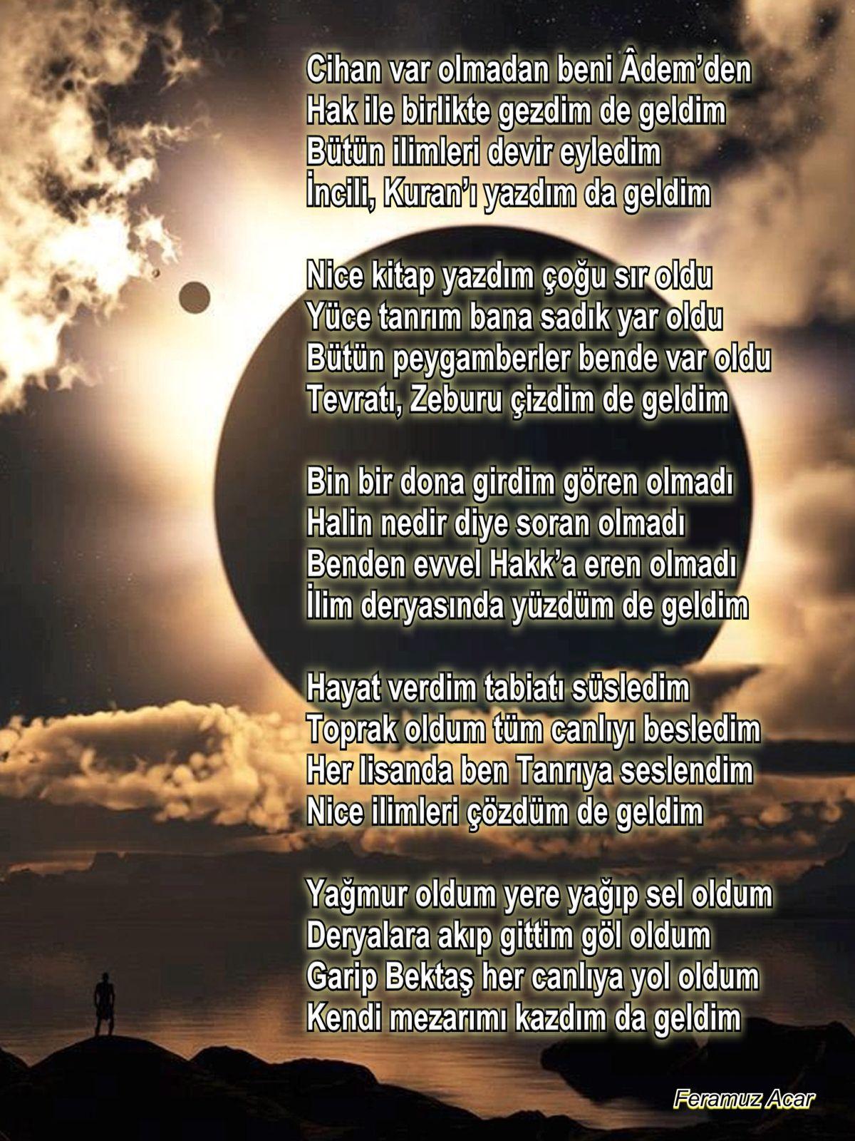 Devrimci Aleviler Birliği DAB Alevi Kızılbaş Bektaşi pir sultan cem hz Ali 12 imam semah Feramuz Şah Acar geldimgeldim