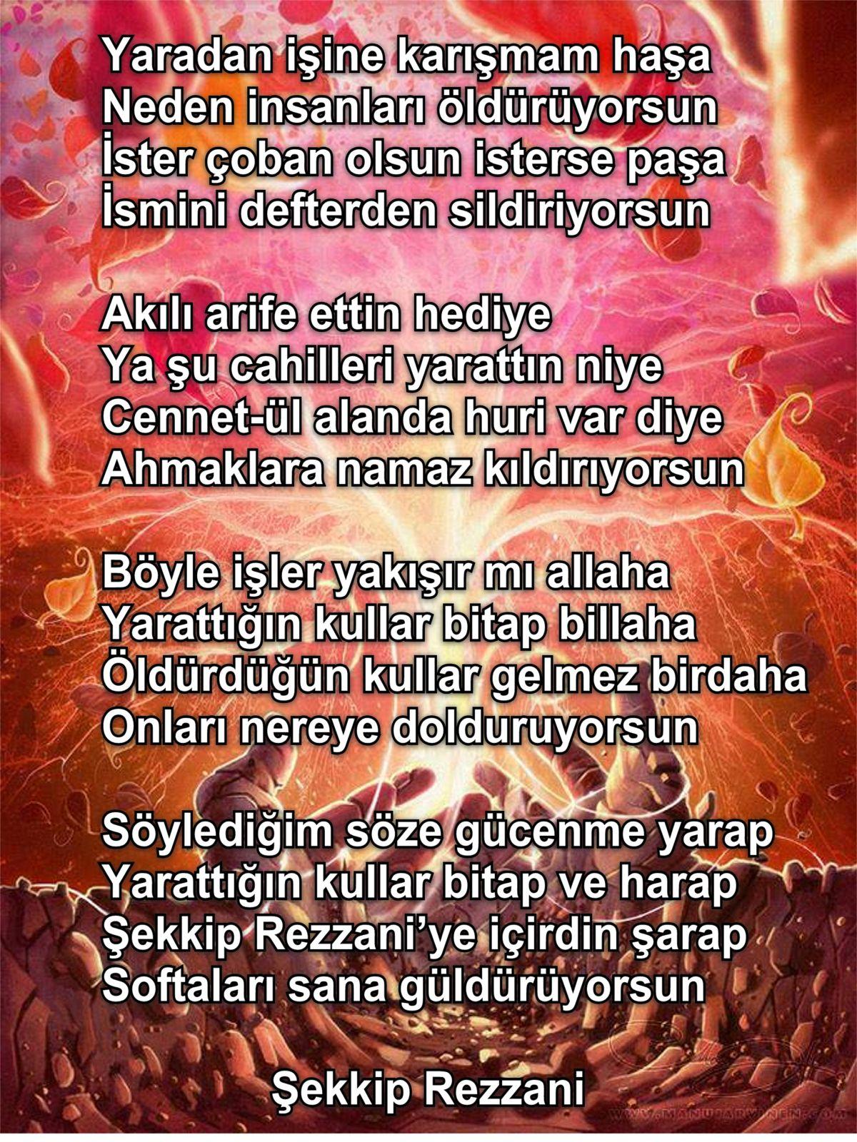 Devrimci Aleviler Birliği DAB Alevi Kızılbaş Bektaşi pir sultan cem hz Ali 12 imam semah Feramuz Şah Acar hasa karismam