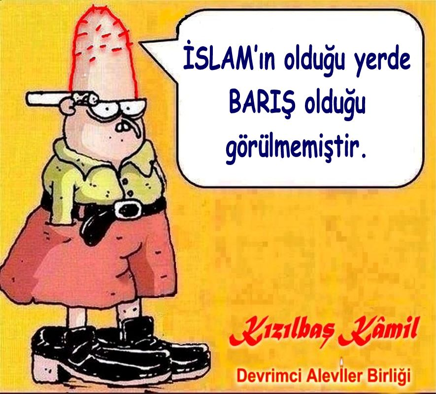 Devrimci Aleviler Birliği DAB Alevi Kızılbaş Bektaşi pir sultan cem hz Ali 12 imam semah Feramuz Şah Acar islam baris görülmemistir