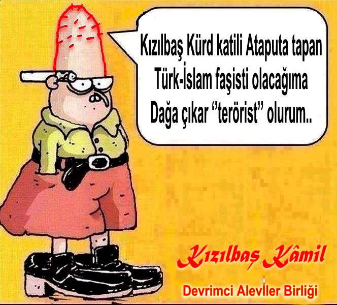 Devrimci Aleviler Birliği DAB Alevi Kızılbaş Bektaşi pir sultan cem hz Ali 12 imam semah Feramuz Şah Acar kizilbas kamil dga çikar