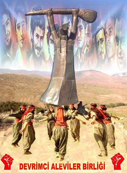 Devrimci Aleviler Birliği DAB Alevi Kızılbaş Bektaşi pir sultan cem hz Ali 12 imam semah Feramuz Şah Acar photo_401410896673972