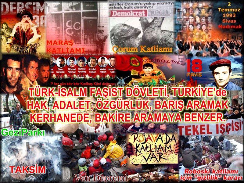 Devrimci Aleviler Birliği DAB Alevi Kızılbaş Bektaşi pir sultan cem hz Ali 12 imam semah Feramuz Şah Acar photo_403212626493799
