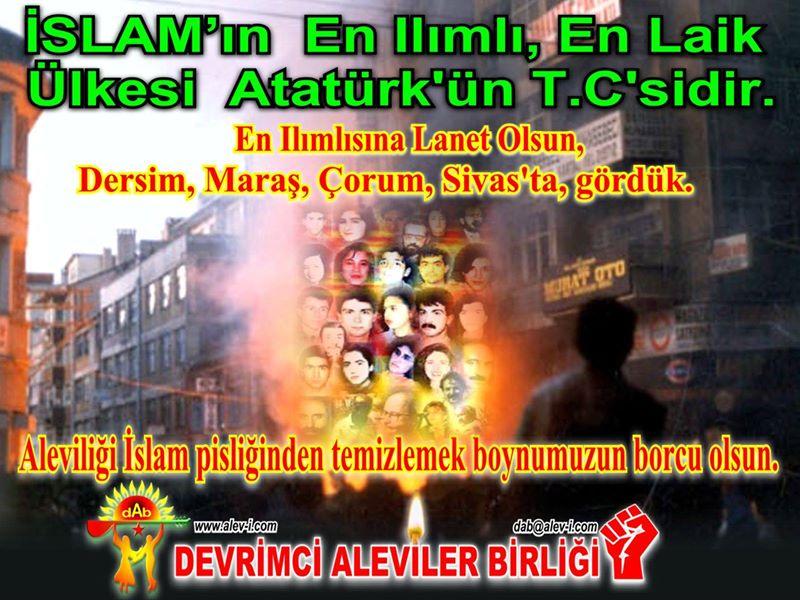 Devrimci Aleviler Birliği DAB Alevi Kızılbaş Bektaşi pir sultan cem hz Ali 12 imam semah Feramuz Şah Acar photo_437962979685430