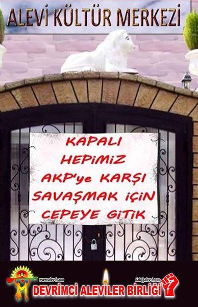 Devrimci Aleviler Birliği DAB Alevi Kızılbaş Bektaşi pir sultan cem hz Ali 12 imam semah Feramuz Şah Acar photo_458285330986528
