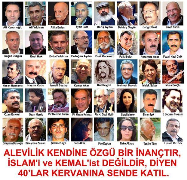 Devrimci Aleviler Birliği DAB Alevi Kızılbaş Bektaşi pir sultan cem hz Ali 12 imam semah Feramuz Şah Acar photo_461870883961306