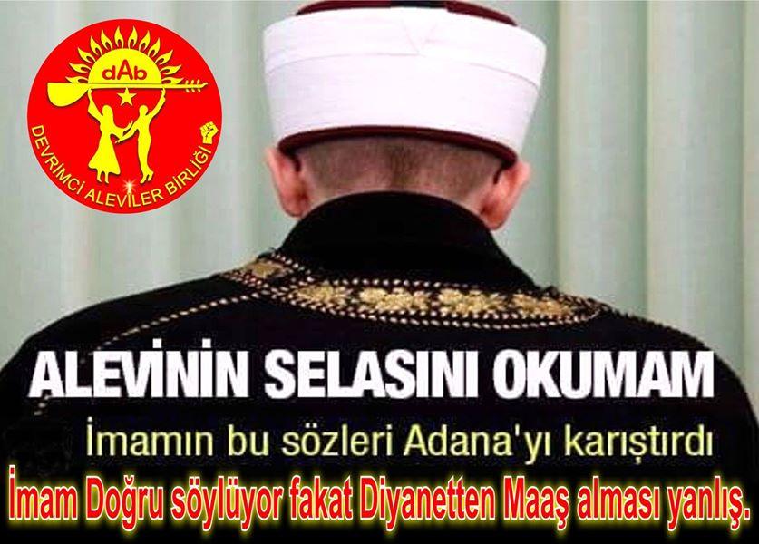 Devrimci Aleviler Birliği DAB Alevi Kızılbaş Bektaşi pir sultan cem hz Ali 12 imam semah Feramuz Şah Acar photo_472426856239042