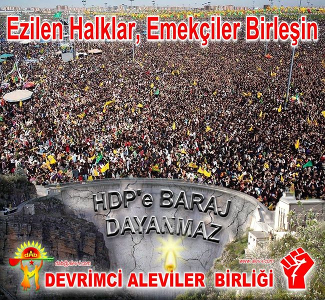 Devrimci Aleviler Birliği DAB Alevi Kızılbaş Bektaşi pir sultan cem hz Ali 12 imam semah Feramuz Şah Acar photo_487610621387332