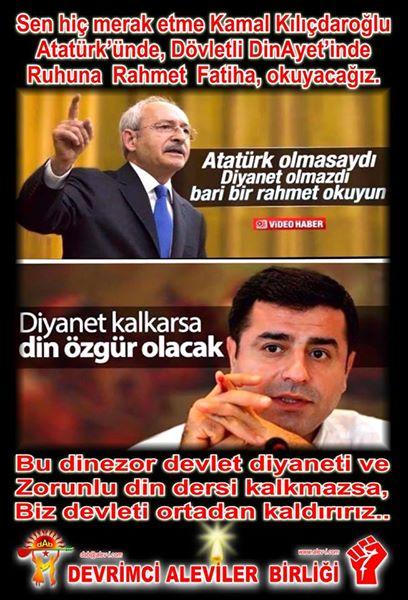 Devrimci Aleviler Birliği DAB Alevi Kızılbaş Bektaşi pir sultan cem hz Ali 12 imam semah Feramuz Şah Acar photo_500571883424539