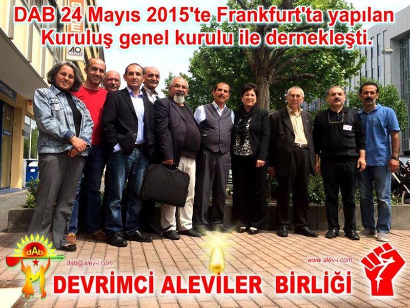 Devrimci Aleviler Birliği DAB Alevi Kızılbaş Bektaşi pir sultan cem hz Ali 12 imam semah Feramuz Şah Acar photo_516823911799336