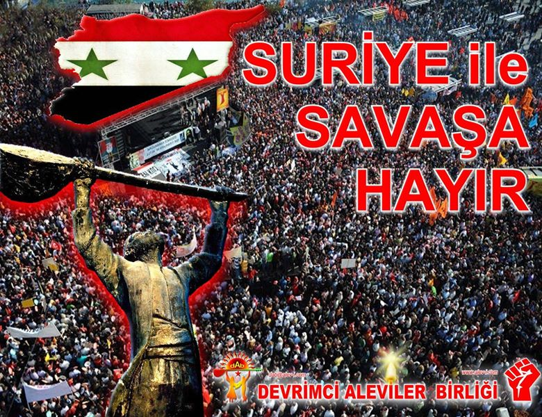 Devrimci Aleviler Birliği DAB Alevi Kızılbaş Bektaşi pir sultan cem hz Ali 12 imam semah Feramuz Şah Acar photo_535376866610707
