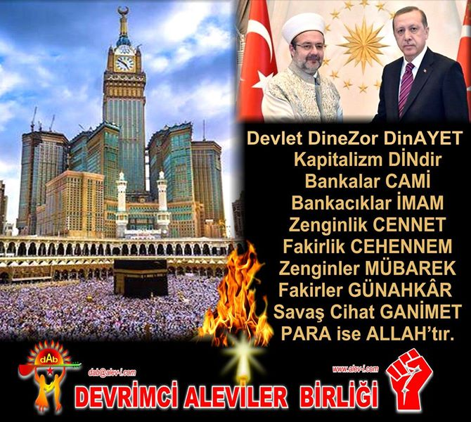 Devrimci Aleviler Birliği DAB Alevi Kızılbaş Bektaşi pir sultan cem hz Ali 12 imam semah Feramuz Şah Acar photo_548845841930476