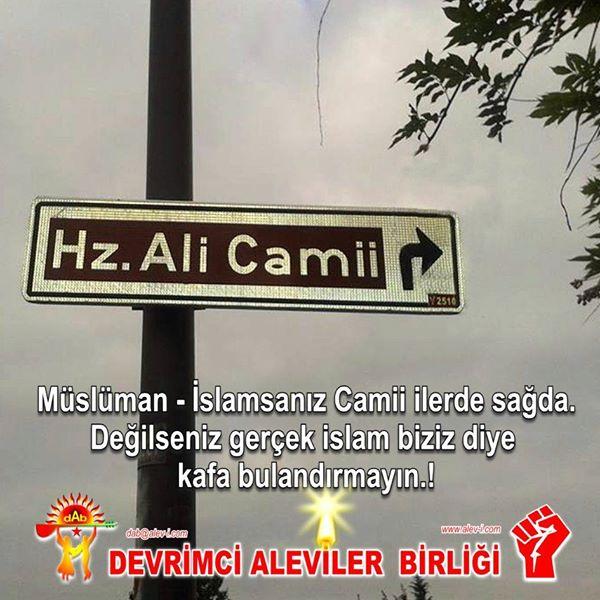 Devrimci Aleviler Birliği DAB Alevi Kızılbaş Bektaşi pir sultan cem hz Ali 12 imam semah Feramuz Şah Acar photo_586918358123224