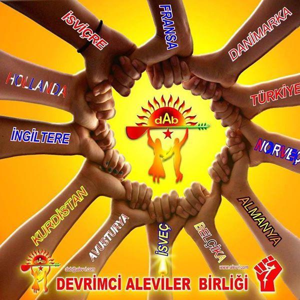 Devrimci Aleviler Birliği DAB Alevi Kızılbaş Bektaşi pir sultan cem hz Ali 12 imam semah Feramuz Şah Acar photo_606500949498298