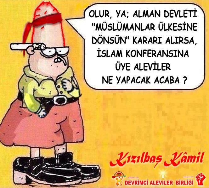Devrimci Aleviler Birliği DAB Alevi Kızılbaş Bektaşi pir sultan cem hz Ali 12 imam semah Feramuz Şah Acar photo_619839848164408