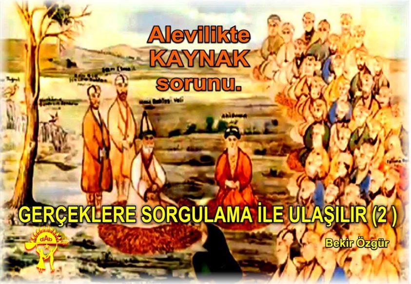 Devrimci Aleviler Birliği DAB Alevi Kızılbaş Bektaşi pir sultan cem hz Ali 12 imam semah Feramuz Şah Acar photo_624142177734175