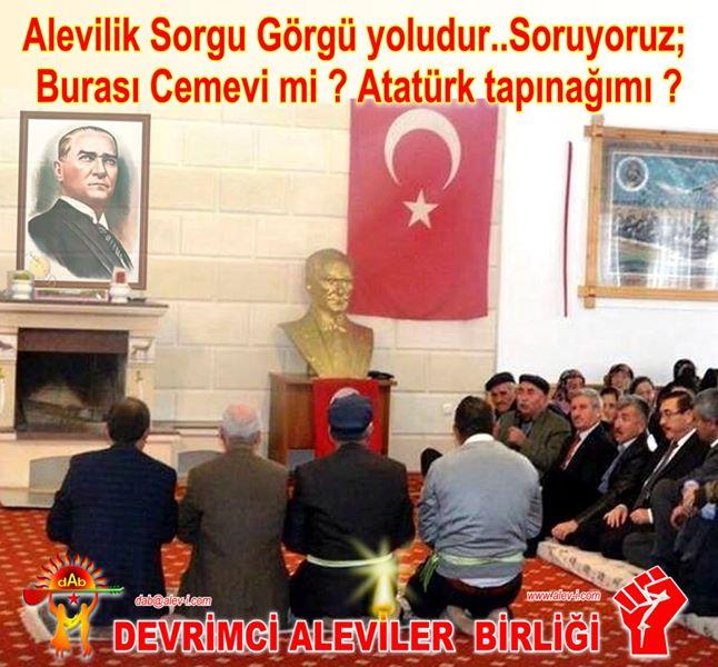 Devrimci Aleviler Birliği DAB Alevi Kızılbaş Bektaşi pir sultan cem hz Ali 12 imam semah Feramuz Şah Acar photo_624237164391343