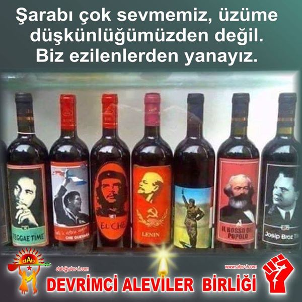 Devrimci Aleviler Birliği DAB Alevi Kızılbaş Bektaşi pir sultan cem hz Ali 12 imam semah Feramuz Şah Acar photo_625221080959618