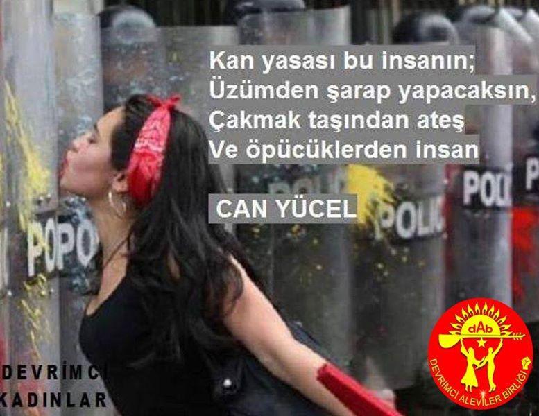 Devrimci Aleviler Birliği DAB Alevi Kızılbaş Bektaşi pir sultan cem hz Ali 12 imam semah Feramuz Şah Acar photo_630583983756661