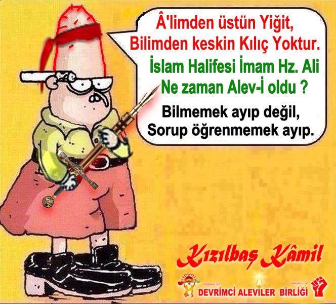 Devrimci Aleviler Birliği DAB Alevi Kızılbaş Bektaşi pir sultan cem hz Ali 12 imam semah Feramuz Şah Acar photo_675767369238322