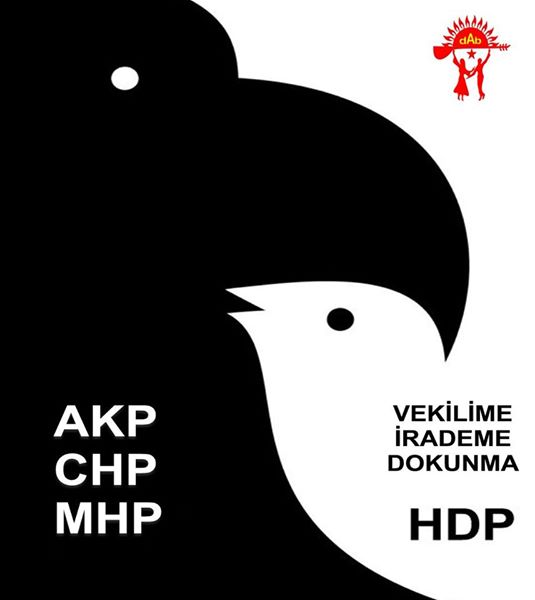 Devrimci Aleviler Birliği DAB Alevi Kızılbaş Bektaşi pir sultan cem hz Ali 12 imam semah Feramuz Şah Acar photo_680782515403474