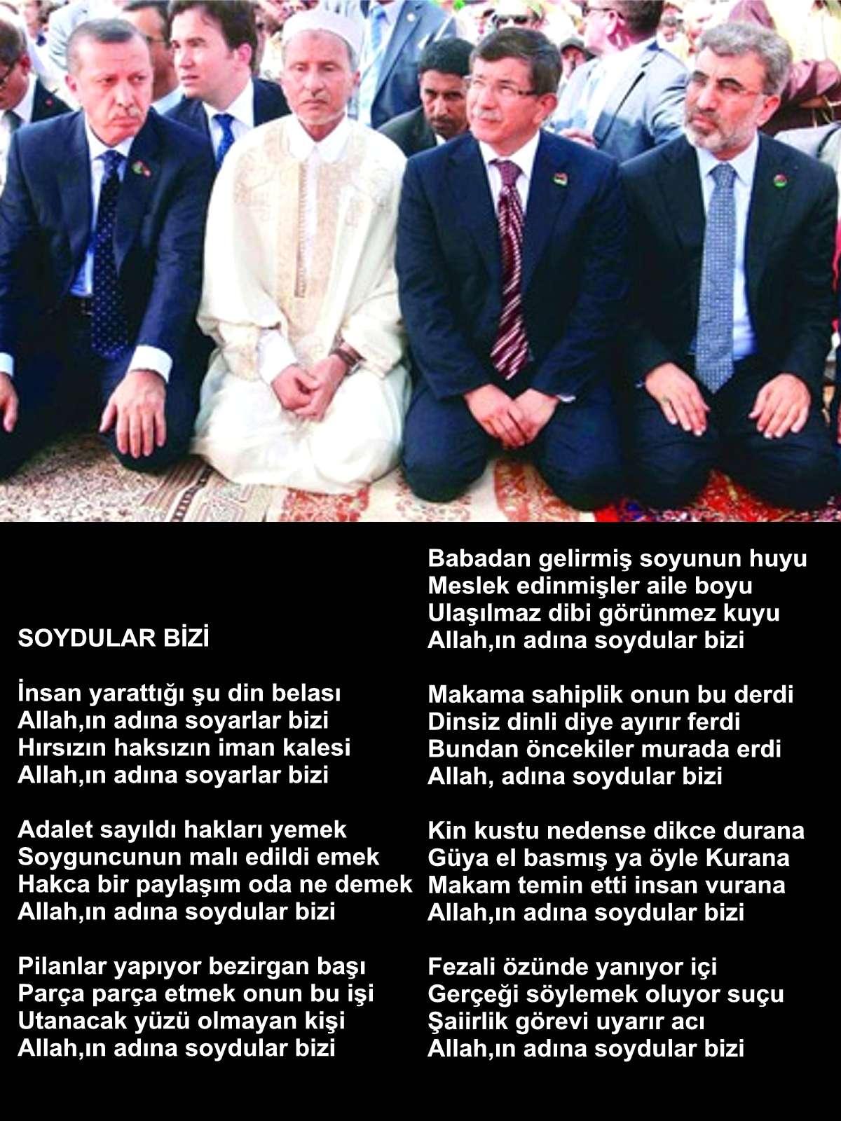 Devrimci Aleviler Birliği DAB Alevi Kızılbaş Bektaşi pir sultan cem hz Ali 12 imam semah Feramuz Şah Acar soydular bizi
